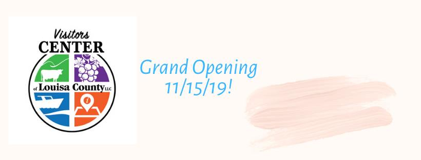 Grand Opening Reception!!
